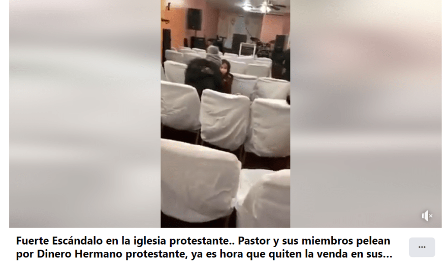 """Pastor fight parishioners money: """"I trusted in you"""""""