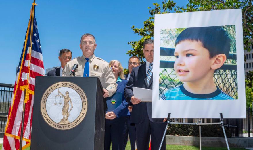 Pagó la fianza la conductora del auto desde donde dispararon al niño en Orange
