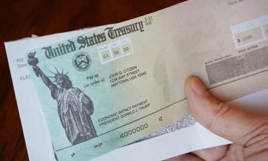 Cuarto y quinto cheque de ayuda podrían venir en camino