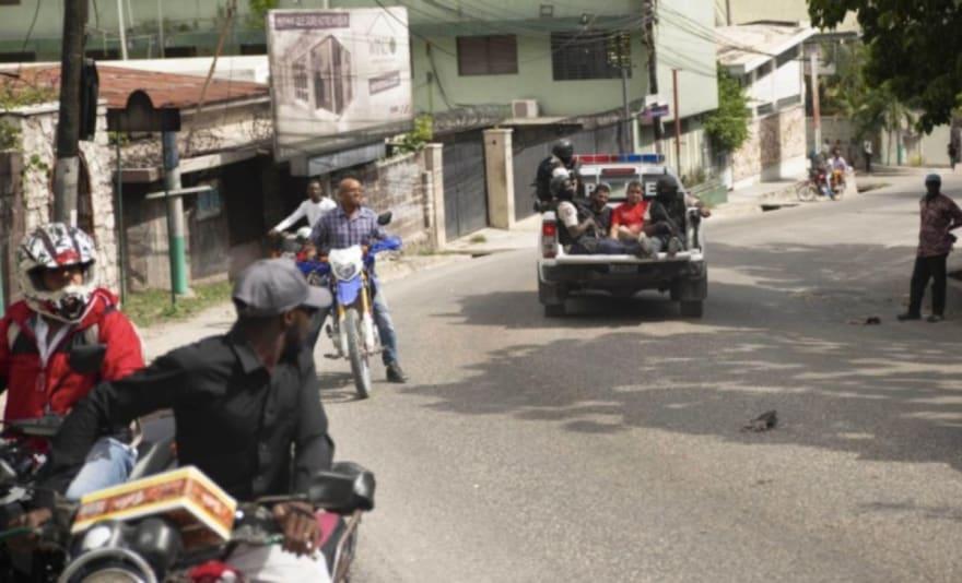 Dos estadounidenses detenidos por asesinato de presidente de Haití