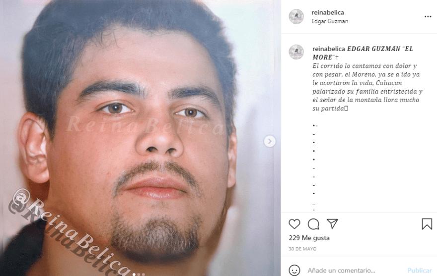 Los hijos del Chapo Guzmán: Edgar Guzmán