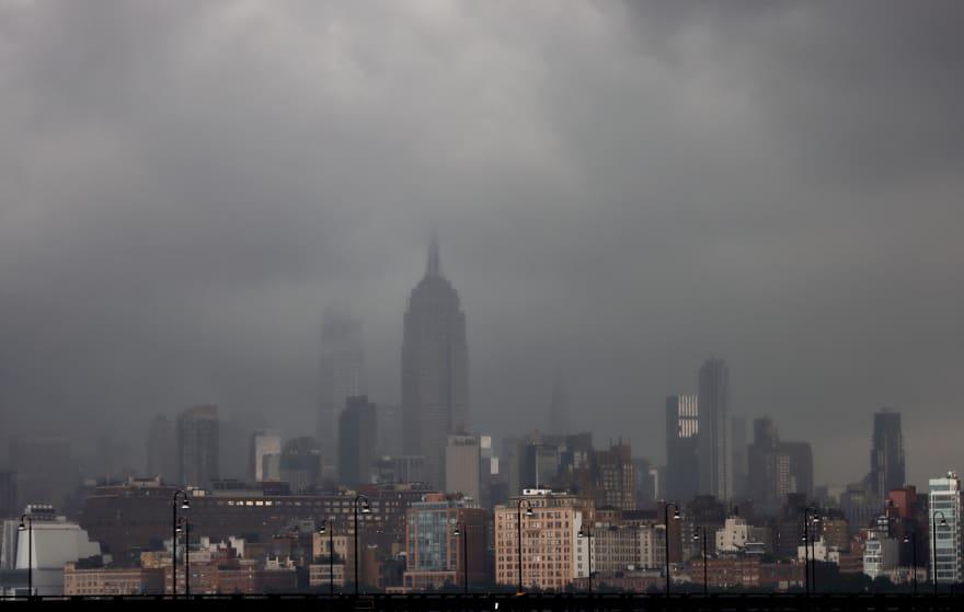 Rains from Storm Elsa left heavy havoc
