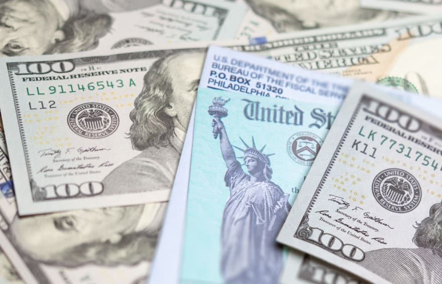 Quiénes califican para el cheque sorpresa del IRS: monto del cheque