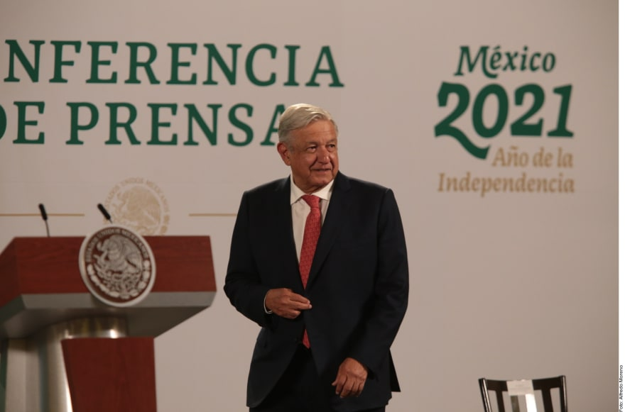 Did AMLO 'mock' the pandemic?