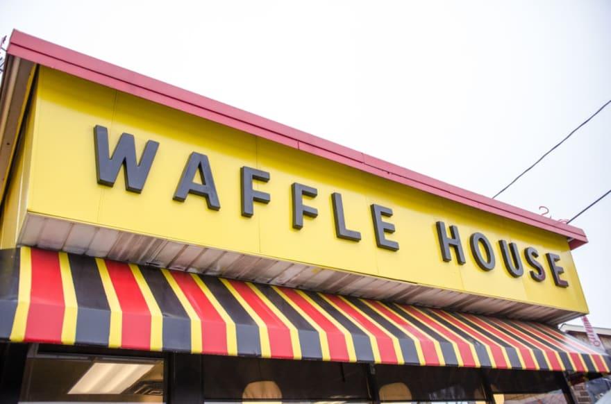 Pelea en Waffle House