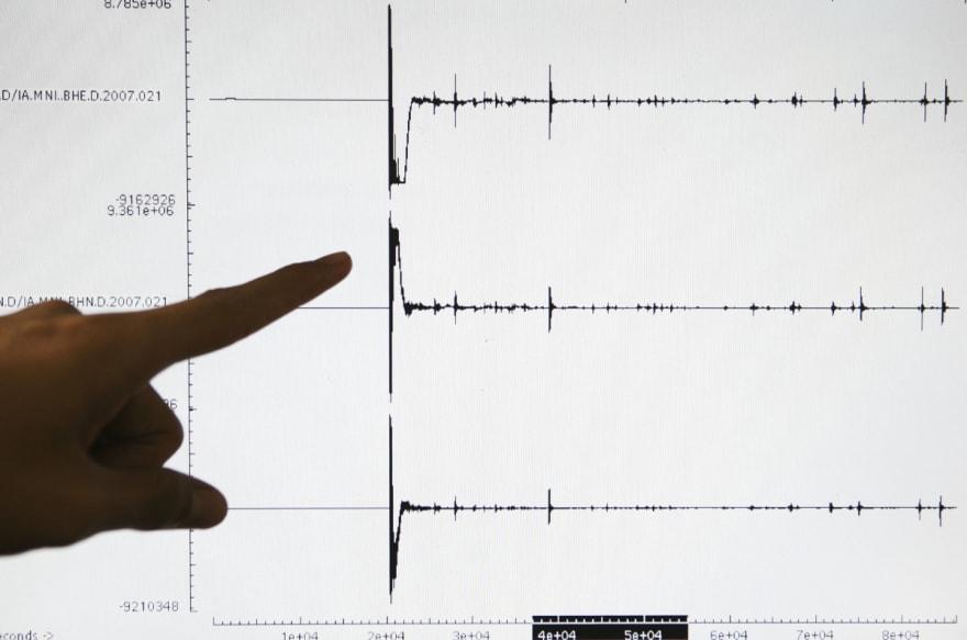 Sismo de magnitud 3.5 sacude ciudad de California