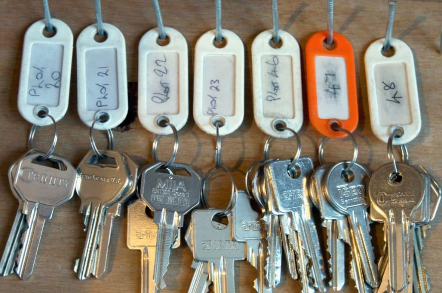 madre le lanzó las llaves