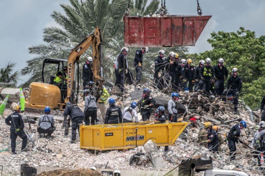 Edificio demolido: hallan cuerpos de tres familiares de la primera dama paraguaya