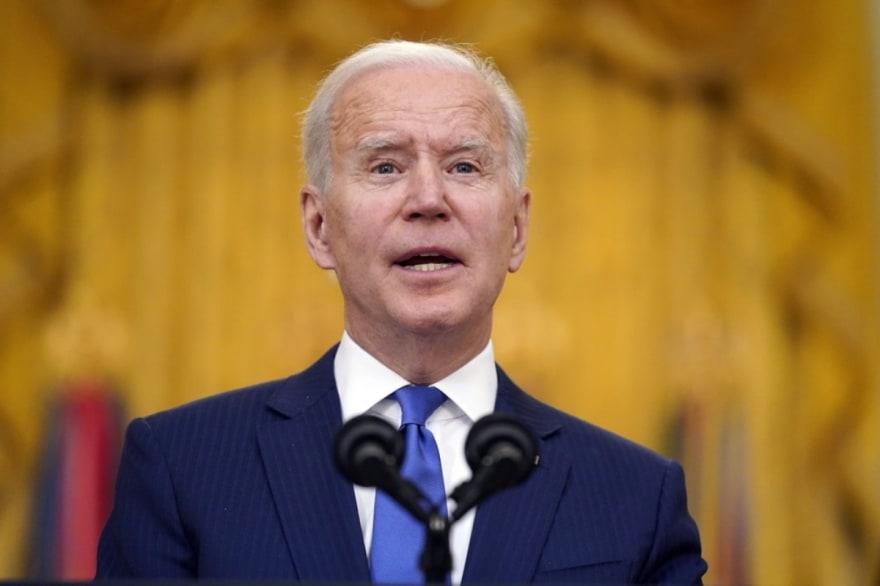 Biden aplasta decisión de Trump y advierte traición de miembros de su propio partido