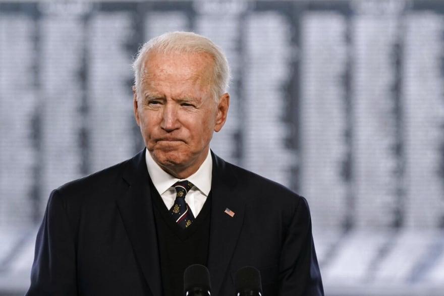 Biden recuperó