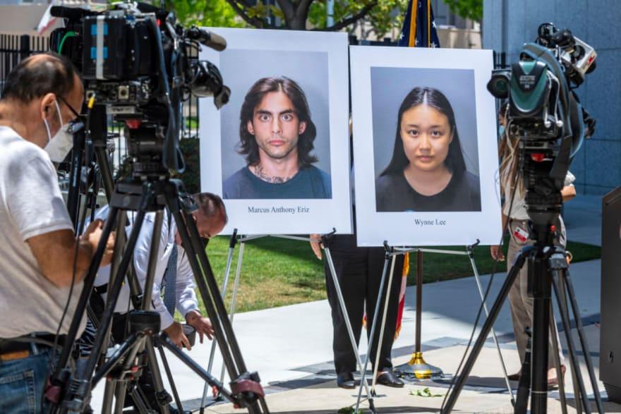 Autoridades difundieron los rostros de la pareja