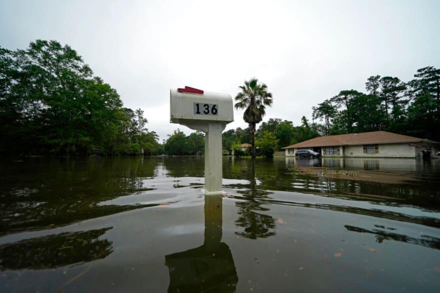 ¿Dónde impactará la depresión tropical en Estados Unidos?