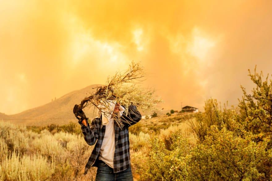 Millones bajo alerta por la nueva ola de calor extremo en EE.UU.