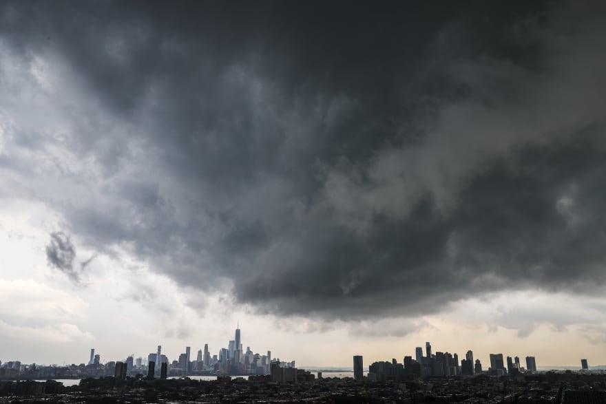 Esperan más huracanes en EE.UU.