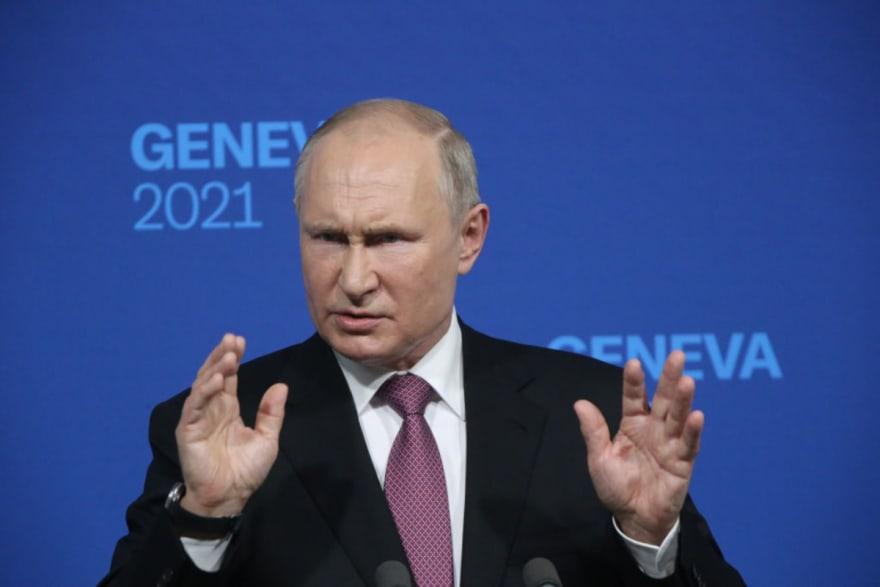 Joe Biden error Vladimir Putin