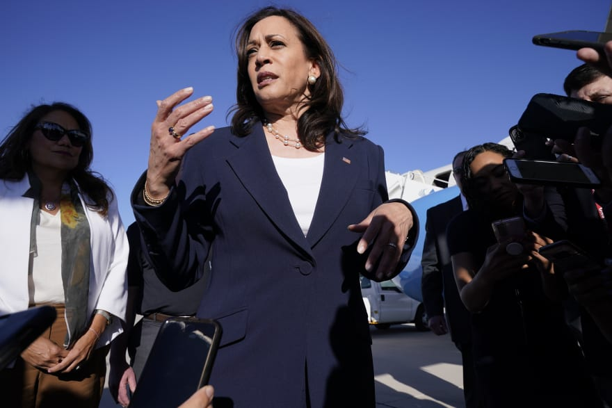 Immigration reform on the way and Kamala Harris finally talks about decision that left thousands 'without papers'
