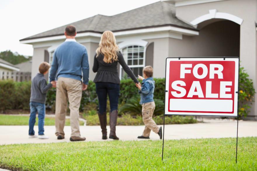 Involucrar a tus hijos en el proceso de adquirir una vivienda