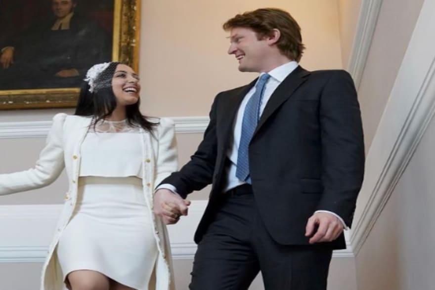 La mexicana Hanna Jaff es discriminada por la realeza británica y se separa de su esposo (FOTOS)