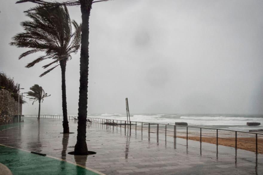 Emiten alerta por inundaciones tras paso de tormenta Elsa