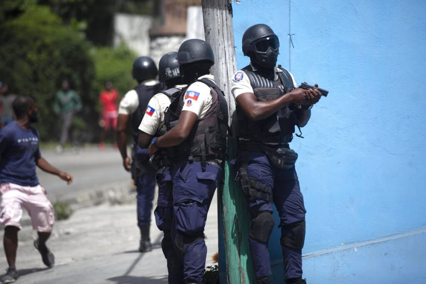 Escalofriante confesión de involucrado en el asesinato del presidente de Haití