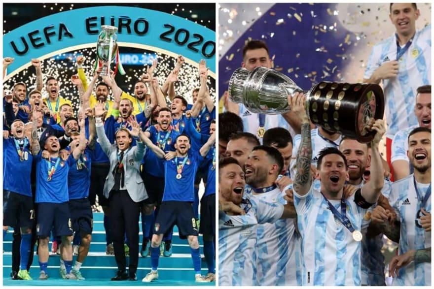Argentina e Italia disputarán copa Diego Maradona