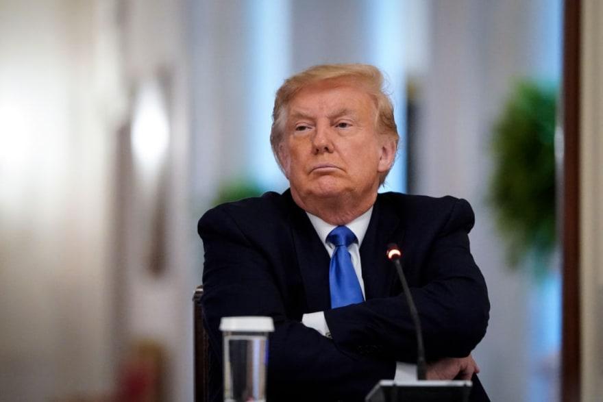 El secretario del tesoro se negó a entregar la declaraciones de impuestos de Trump