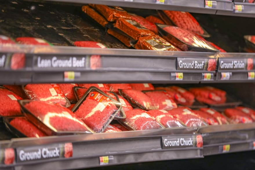 raw meat recall
