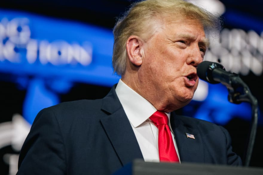 Entregarán declaraciones de impuestos de Trump al Congreso
