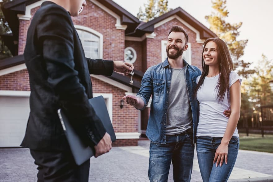 EE. UU.: venta de casas usadas sube en julio