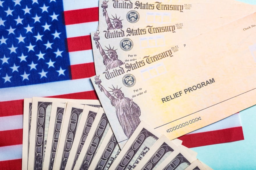 Otros dos cheques de estímulo de $1400 podrían considerarse tras reforma fiscal