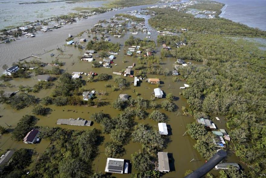 hurricane gone
