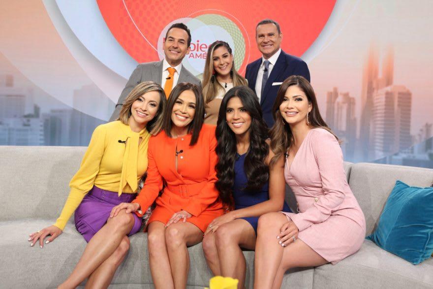 """Univisión piden ayuda compañero: """"Gracias por compartir con tu familia de Despierta América tu talento"""""""