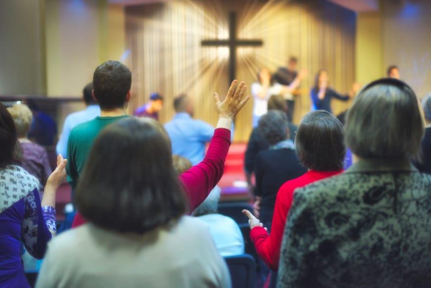 Reportan contagio de COVID-19 en iglesia cristiana, van 6 muertos en 10 días