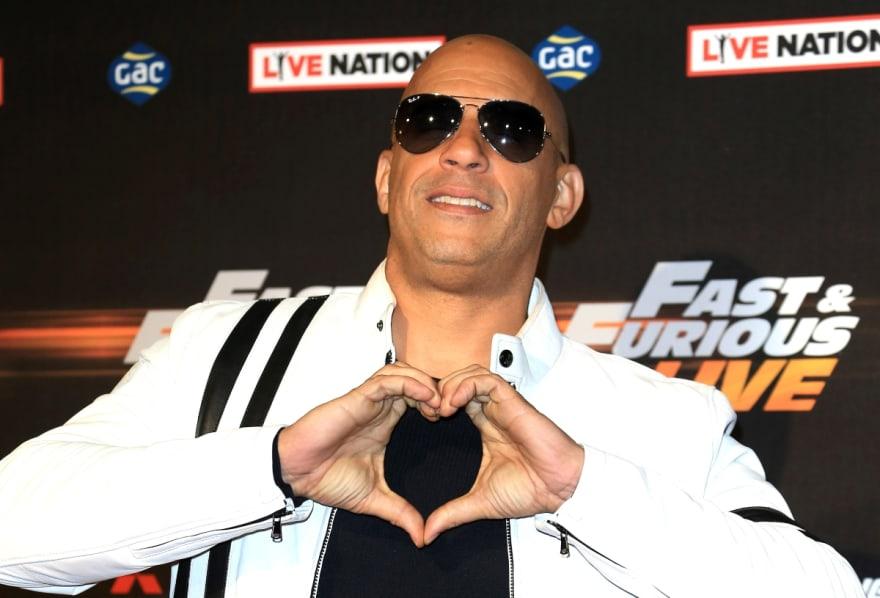 ¡Llora su muerte! Aparece Vin Diesel despidiéndose del gran Johnny Ventura (VIDEO)