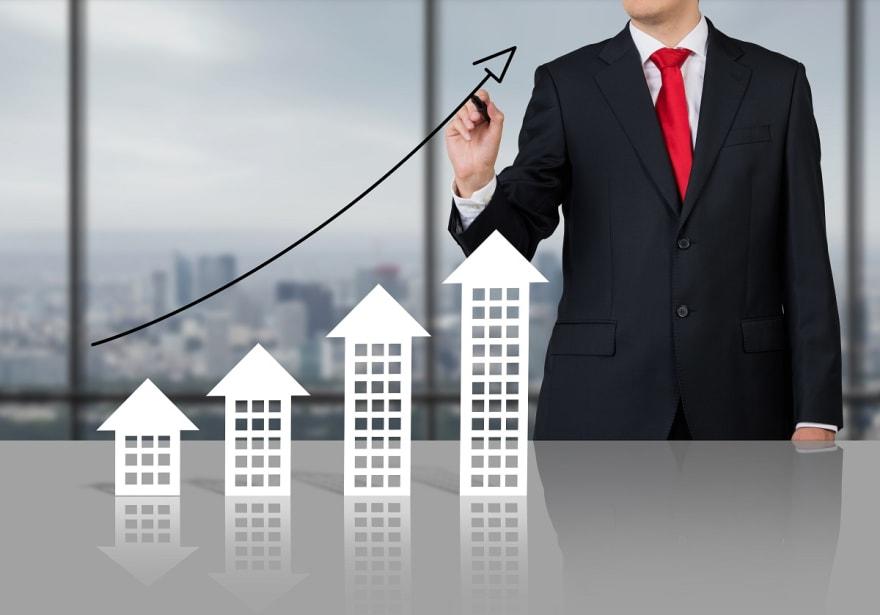 Precios de las viviendas en EE. UU. se disparan a ritmo récord