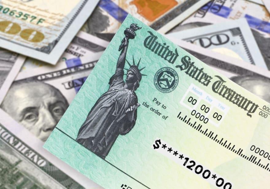 Cheque Extra IRS, Crédito de reembolso de recuperación
