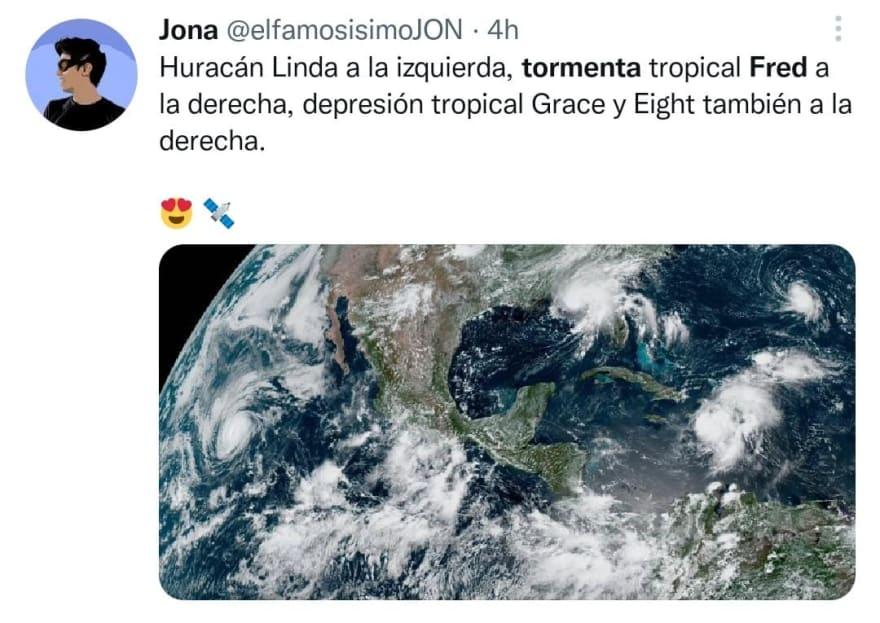Tormenta Fred dejará fuertes lluvias en Estados Unidos
