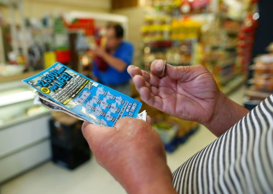 undocumented man wins lottery