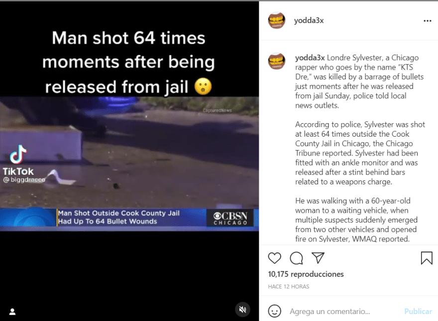 Las pruebas del delito