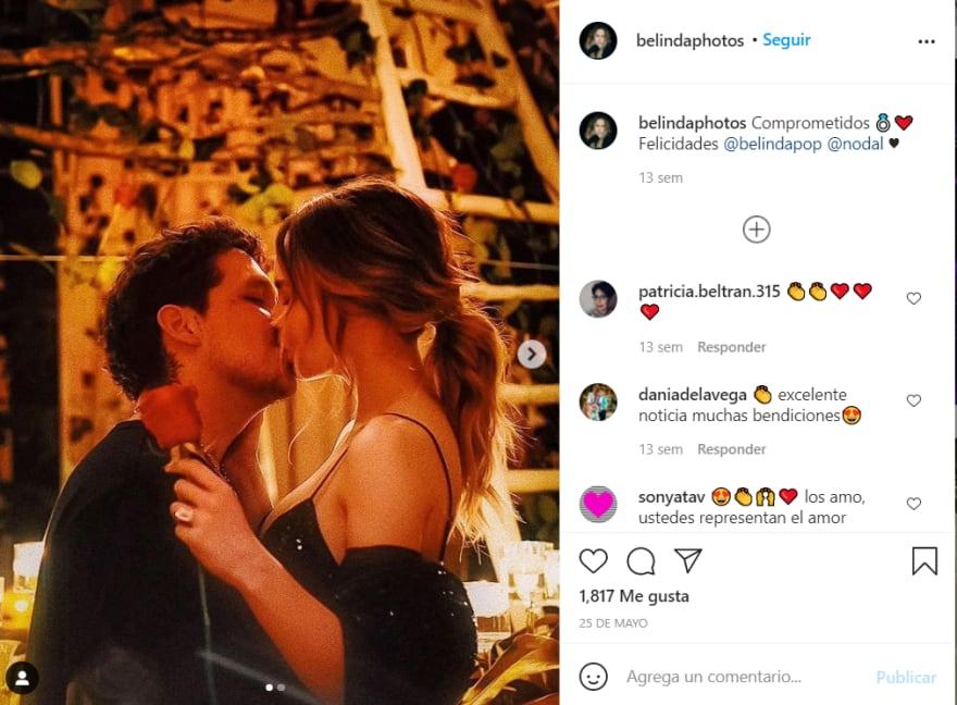 Christian Nodal endeudado Belinda: ¿60 millones de pesos gastados en su novia?