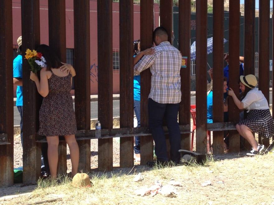 Inmigrantes castigo 10 años, Karumi Durán, Ana Rafael Cruz