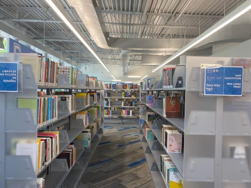 Mini reporteros de MundoHispánico por un día en la Biblioteca Pública de Duluth