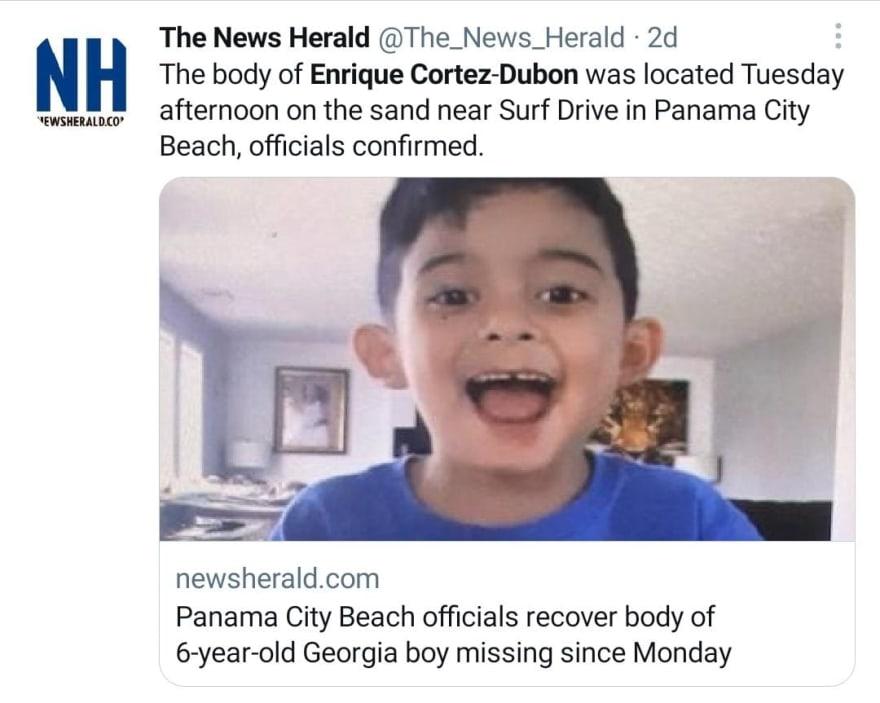 Toman medidas para prevenir casos como el de Enrique Cortez Dubon