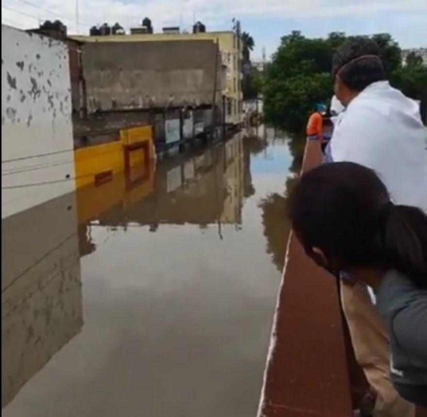 Tragedia en México: Mueren 16 pacientes de un hospital inundado por las lluvias