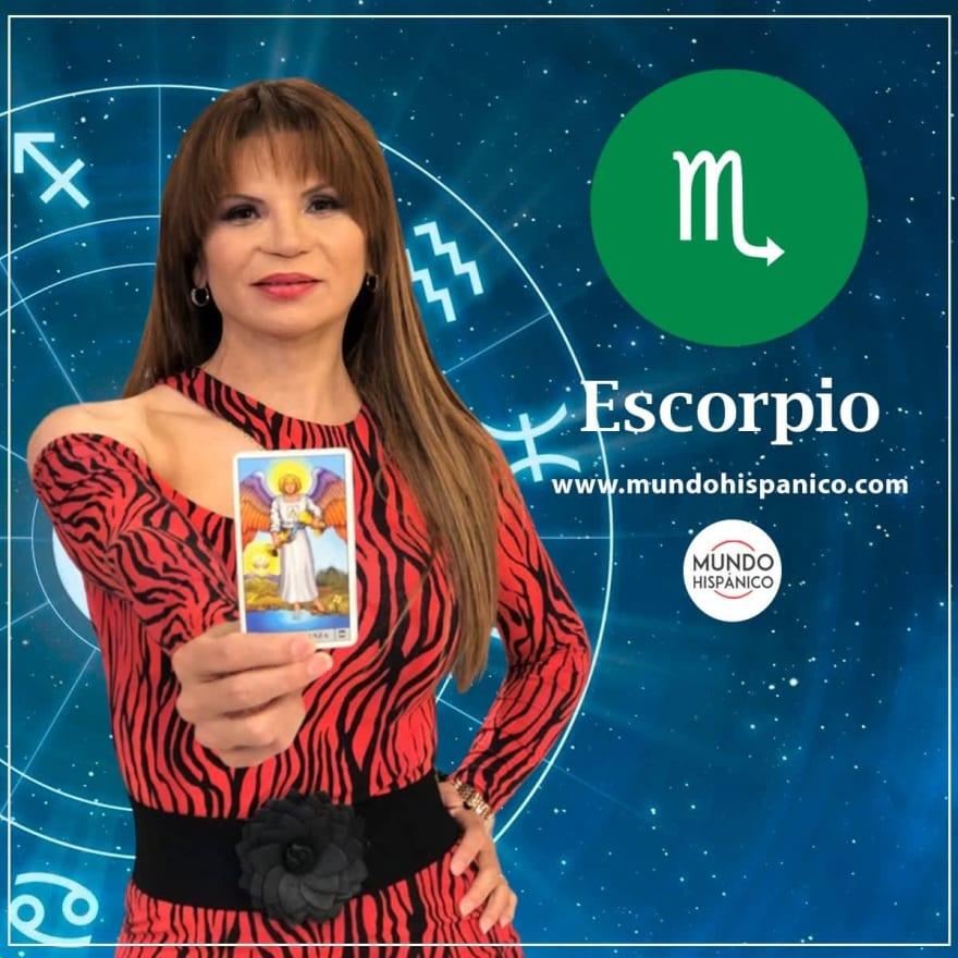 Mhoni Vidente horóscopos suerte: Escorpion
