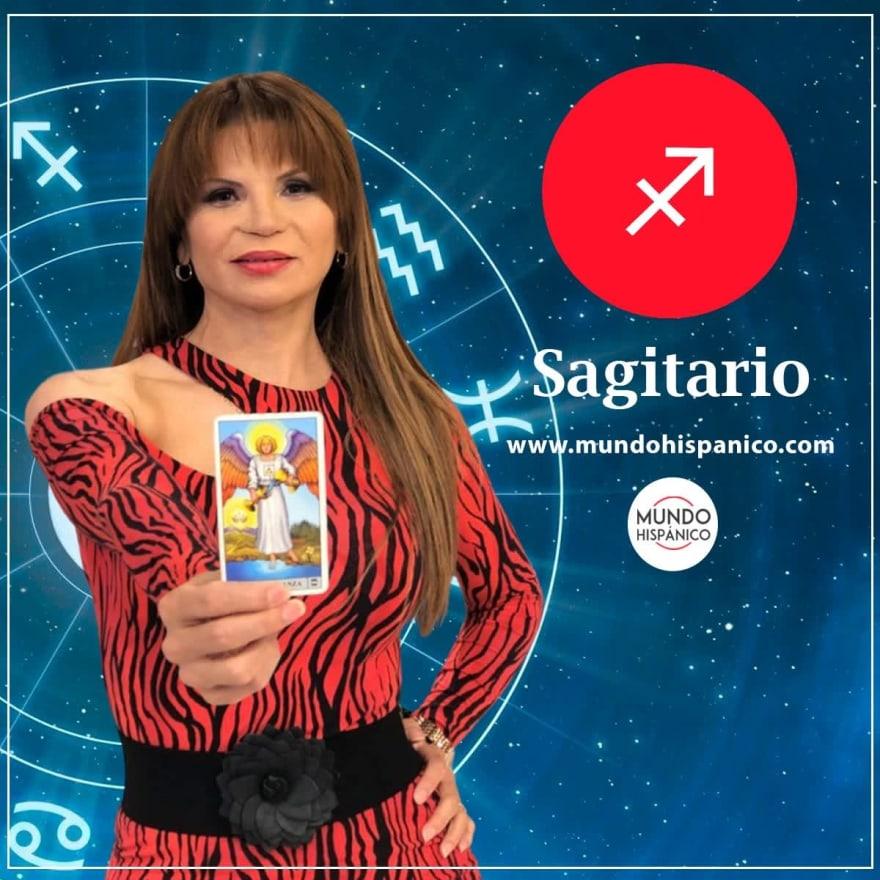 Mhoni Vidente horóscopos suerte: Sagitario.