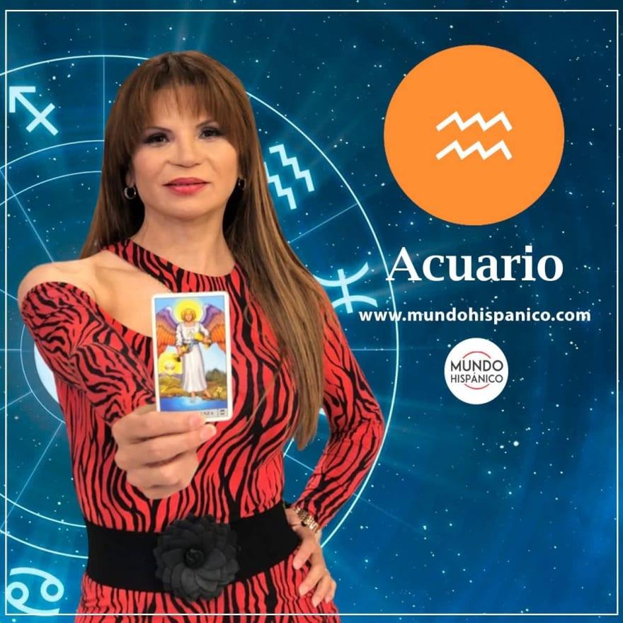 Mhoni Vidente horóscopos suerte: ACUARIO