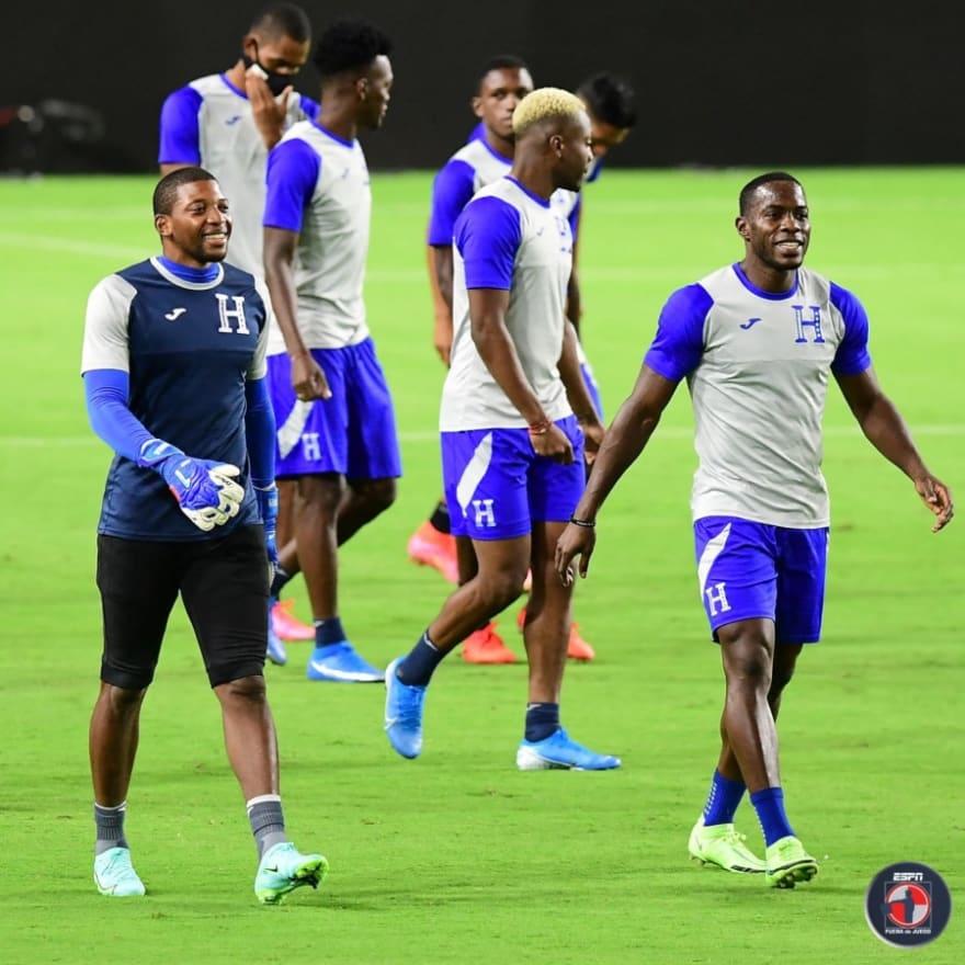 Copa Oro México Honduras: Las lesiones también afectaron a Honduras