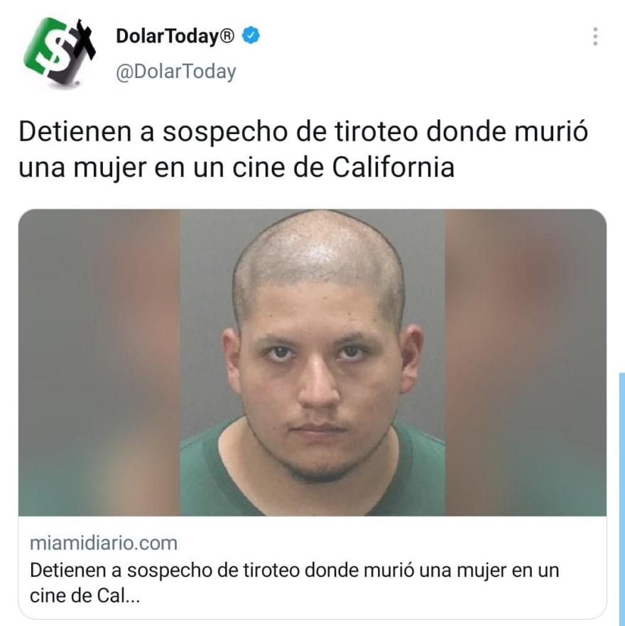 Hispano involucrado en el tiroteo que dejó gravemente herido al tiktoker Anthony Barajas