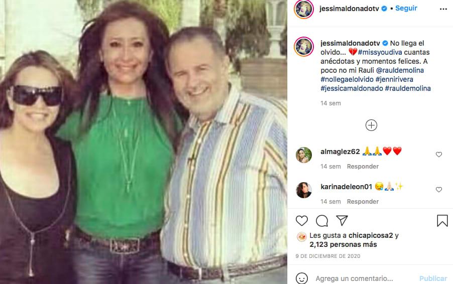 La reportera de Al Rojo Vivo es muy amiga de Raúl De Molina (Instagram)